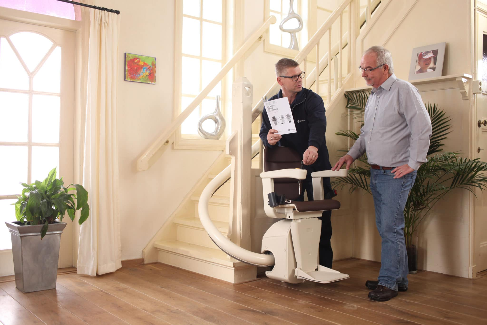 Stairlift Installation Dublin Ireland
