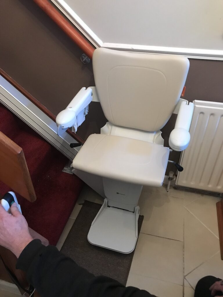 Stairlift service dublin ireland