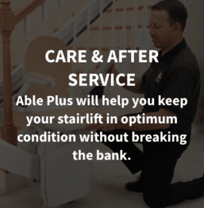 Stairlift Care & After Service