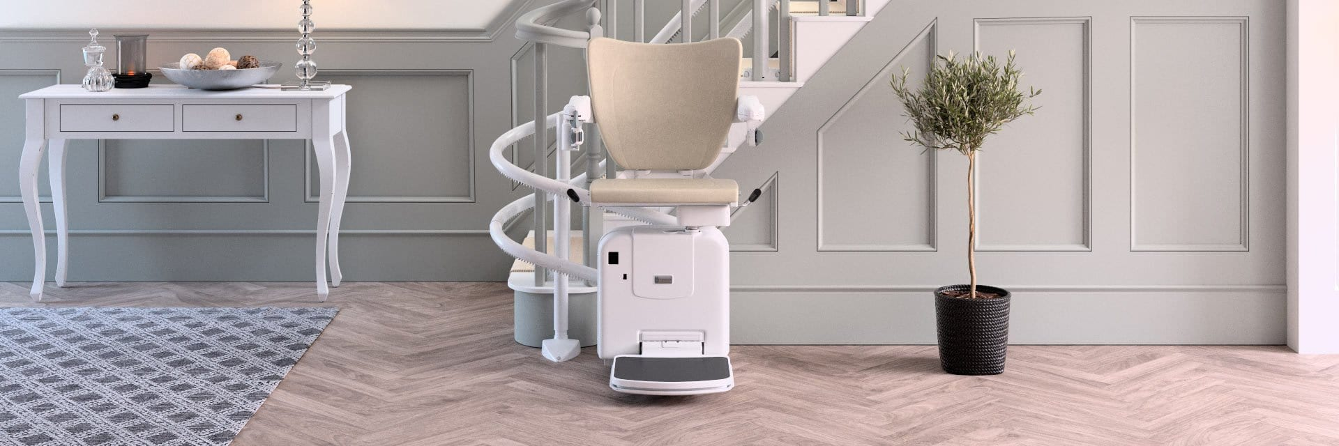 curved stairlift 2000 handicare