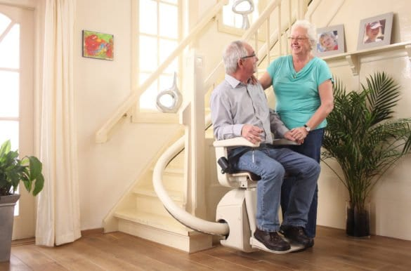 Curved Stairlifts Dublin
