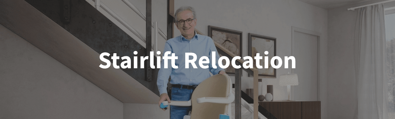 Stairlift Relocation