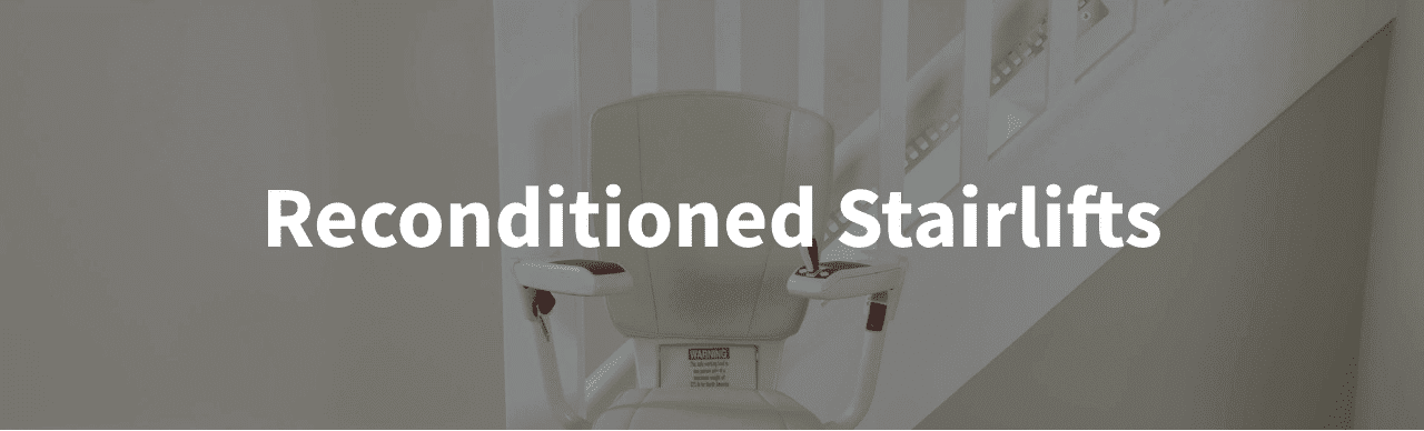 Reconditioned Stairlifts Dublin
