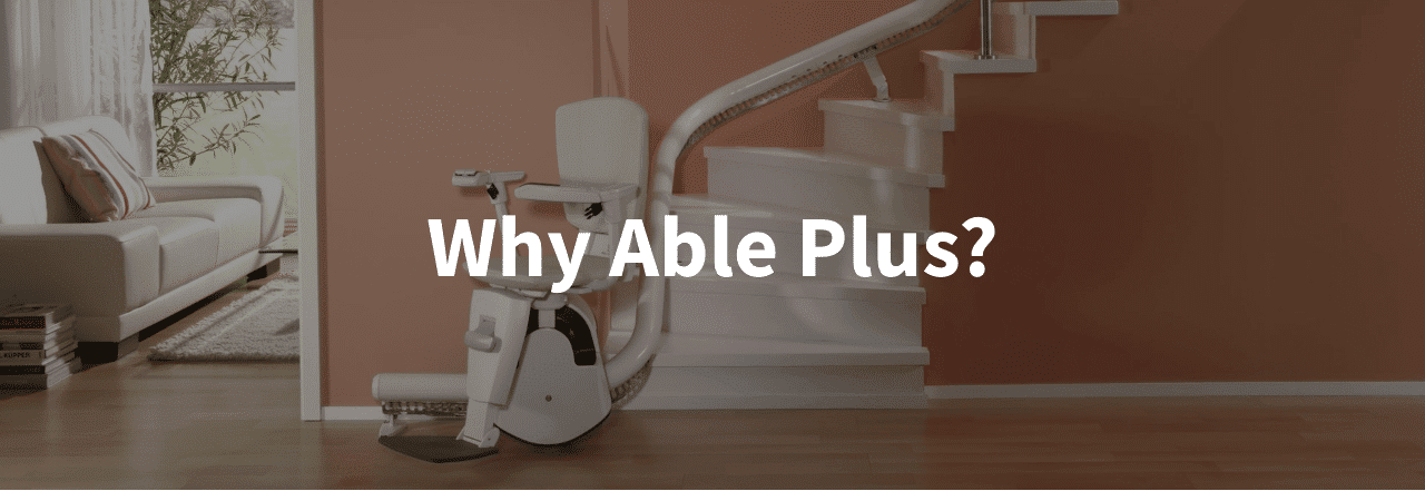 Why Able Plus?