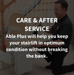 Stairlift - Care - Afterservice