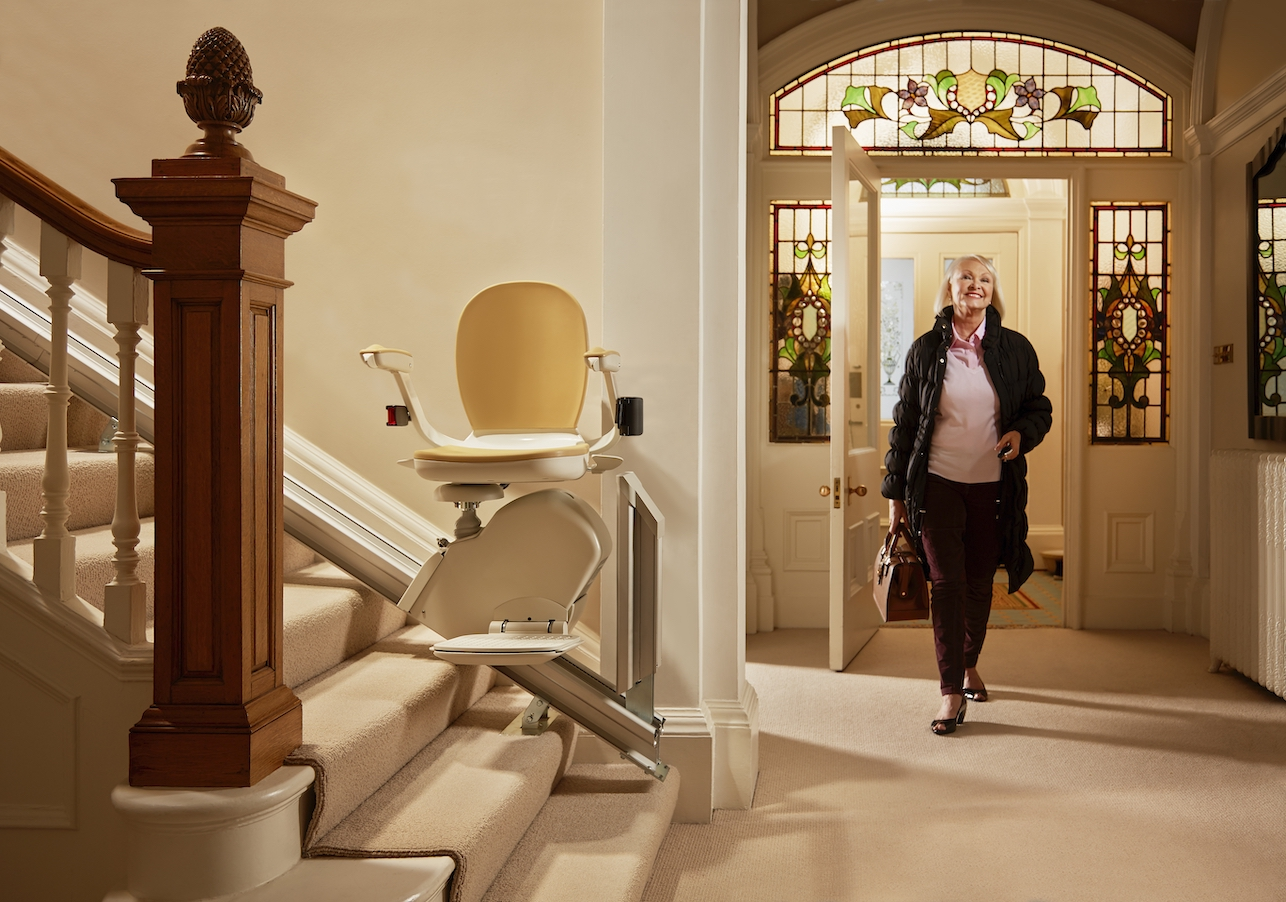 Buying a stairlift in Ireland