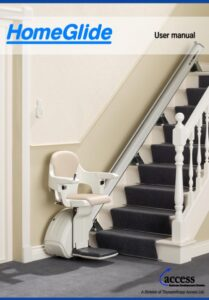 ThyssenKrupp Straight Stairlift User Manual