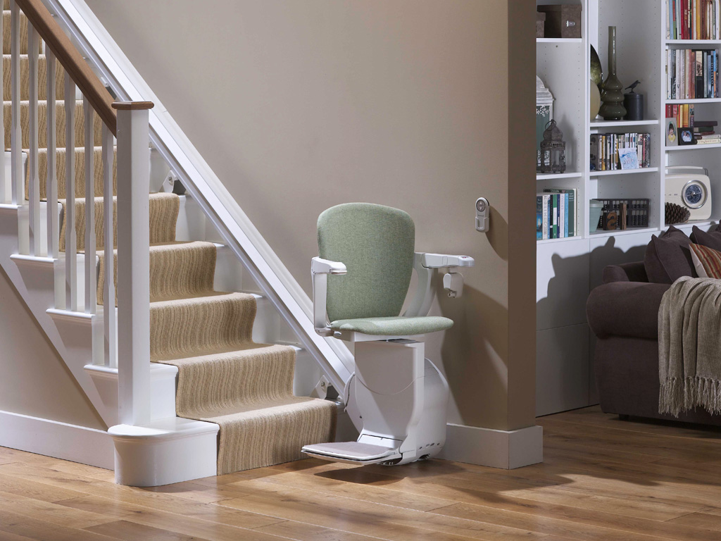 Buying a stairlift in Ireland.